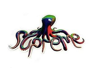 SUPREME - Adesivo SS18 Tentacles Octopus Squid -NOVO-
