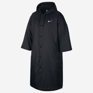 "NIKE x FEAR OF GOD - Jaqueta Parka ""Preto"" -NOVO-"