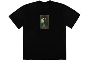 "TRAVIS SCOTT - Camiseta Jackboys Photo ""Preto"" -NOVO-"