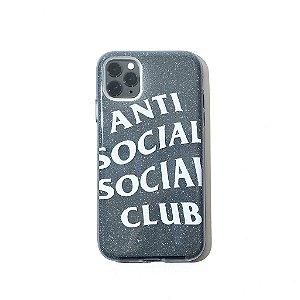 "ANTI SOCIAL SOCIAL CLUB - Case Iphone 11 No Texts ""Preto"" -NOVO-"
