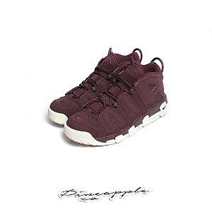 """Nike Air More Uptempo """"Bordeaux"""" -USADO-"""