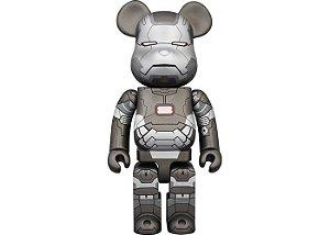MEDICOM TOY x BEARBRICK - Iron Man 3 War Machine 400%