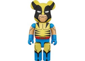 MEDICOM TOY x BEARBRICK - X-Men Wolverine 400%