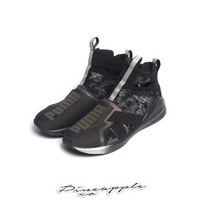 "PUMA - Fierce Strap Swan ""Black"" -USADO-"