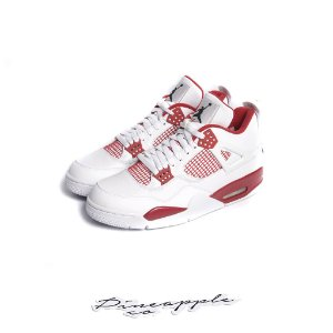 "NIKE - Air Jordan 4 Retro ""Alternate 89"" -NOVO-"