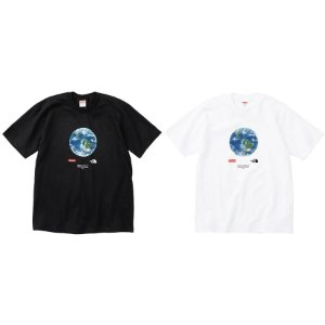 ENCOMENDA - Supreme x The North Face - Camiseta One World