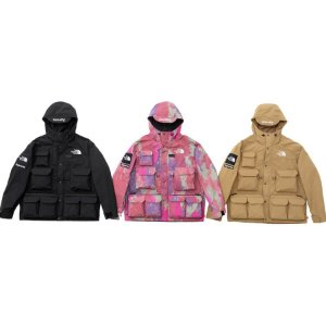 ENCOMENDA - Supreme x The North Face - Jaqueta Cargo