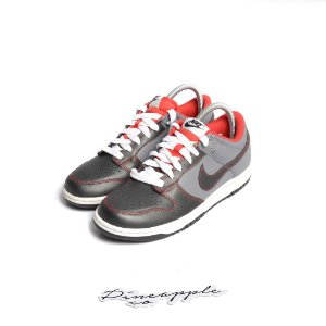 "NIKE - Dunk Low ""Black/Cool Grey"" -NOVO-"