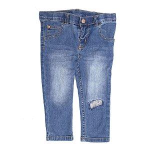 "CARTER'S - Calça Jeans Skinny ""Indigo Bright Wash"" (Infantil)"