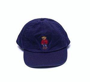 "POLO RALPH LAUREN - Boné Chino Polo Bear ""Navy"" (Infantil)"