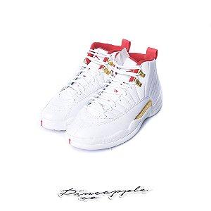 """NIKE - Air Jordan 12 Retro """"FIBA"""" -NOVO-"""
