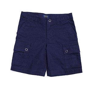 "POLO RALPH LAUREN - Bermuda Cotton Chino Cargo Kids ""Navy"" (Infantil)"