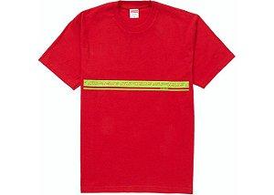 "SUPREME - Camiseta Hard Goods ""Vermelho"" -NOVO-"