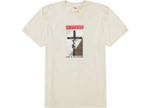 """SUPREME - Camiseta Loved By The Children """"Natural"""""""