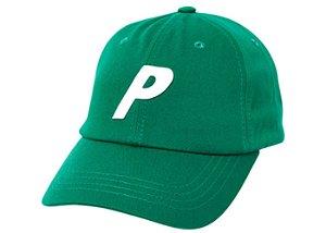 "PALACE - Boné P Wool 6-Panel ""Green"""