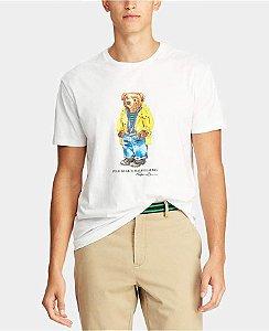 "POLO RALPH LAUREN - Camiseta Polo Bear Classic Fit ""White"""