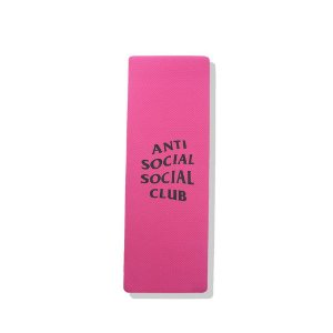 "ANTI SOCIAL SOCIAL CLUB - Tapete De Yoga Cigarretes ""Rosa"" -NOVO-"