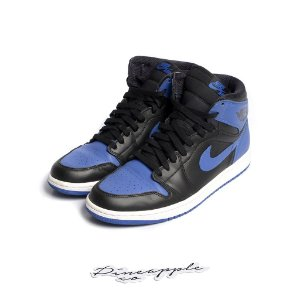 "NIKE - Air Jordan 1 Retro ""Royal"" -USADO-"