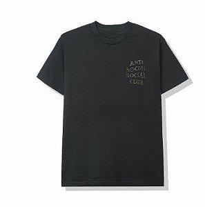 """ANTI SOCIAL SOCIAL CLUB - Camiseta NT """"Preto"""" -NOVO-"""