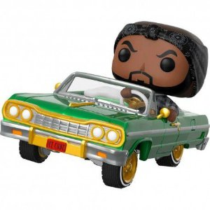 FUNKO POP! - Boneco Ice Cube With Impala #81 -NOVO-