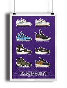 POSTER - Nike x Travis Scott 2 -NOVO-