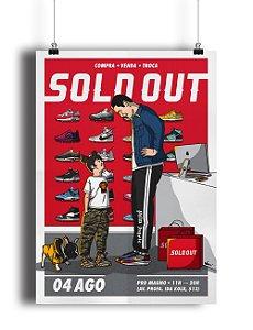 POSTER - Sold Out 7 Edição -NOVO-