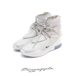 "NIKE x FEAR OF GOD -  Air Fear Of God 1 ""Light Bone"" -USADO-"
