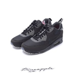"NIKE x UNDEFEATED - Air Max 90 20 ""Black""  -NOVO-"