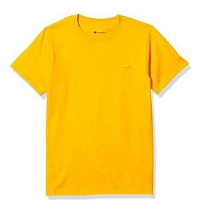 "CHAMPION - Camiseta Classic Jersey ""Amarelo"" -NOVO-"