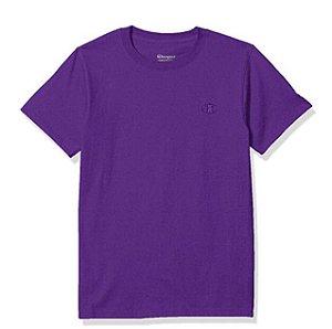 "CHAMPION - Camiseta Classic Jersey ""Roxo"" -NOVO-"