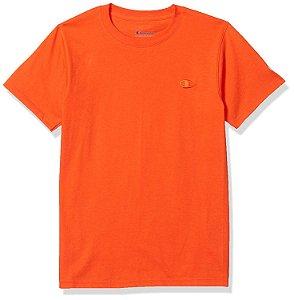 "CHAMPION - Camiseta Classic Jersey ""Laranja"" -NOVO-"