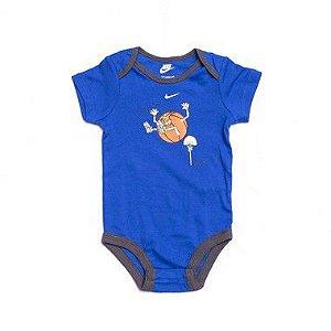 "NIKE - Body Basketball ""Azul"" (Infantil) -NOVO-"