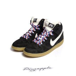 "NIKE - SB Dunk High ""Barbershop"" -NOVO-"