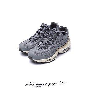 """NIKE - Air Max 95 Premium """"Wool Grey"""" -USADO-"""