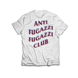 """ANTI FUGAZZI FUGAZZI CLUB - Camiseta I'm Good """"Branco"""" -NOVO-"""