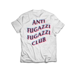 "PRÉ-VENDA: ANTI FUGAZZI FUGAZZI CLUB - Camiseta I'm Good ""Branco"" -NOVO-"