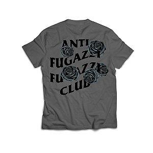 "PRÉ-VENDA: ANTI FUGAZZI FUGAZZI CLUB - Camiseta Bat Emoji ""Grafite"" -NOVO-"