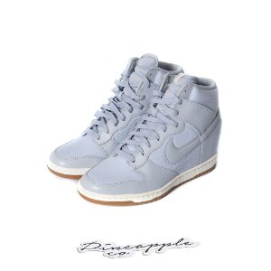 "NIKE - Dunk Sky Hi Essential ""Grey"" -NOVO-"