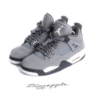 "NIKE - Air Jordan 4 Retro ""Cool Grey"" -USADO-"