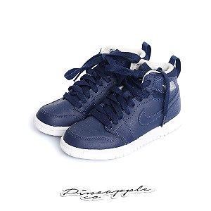 "NIKE - Air Jordan 1 Retro ""Blue"" (Infantil) -USADO-"