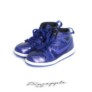 "NIKE - Air Jordan 1 Retro ""Deep Royal Blue"" (Infantil) -USADO-"