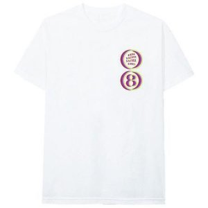 "ANTI SOCIAL SOCIAL CLUB - Camiseta Moodbored ""Branco"" -NOVO-"