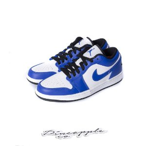 "NIKE - Air Jordan 1 Low ""Game Royal"" -NOVO-"