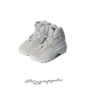"ADIDAS - Yeezy Desert Boot Infant ""Salt"" (Infantil) -NOVO-"