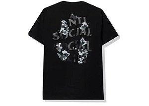 "ANTI SOCIAL SOCIAL CLUB - Camiseta Dramatic Kkoch ""Preto"" -NOVO-"
