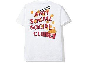 "ANTI SOCIAL SOCIAL CLUB x PANDA EXPRESS - Camiseta Panda Express ""Branco"" -NOVO-"
