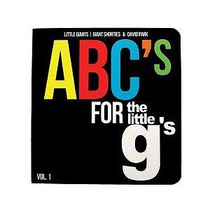 LITTLE GIANTS - Livro ABC's For The Little G's 1 -NOVO-