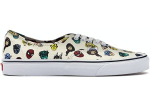 "VANS x MARVEL - Authentic ""Marvel Heads"" -NOVO-"