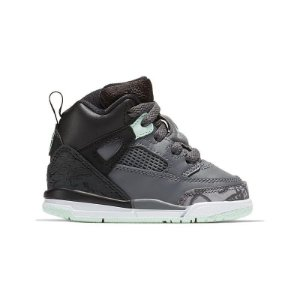 "NIKE - Air Jordan Spizike TD ""Black/Mint Foam"" (Infantil)  -NOVO-"