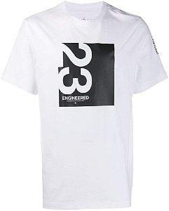 "NIKE - Camiseta Jordan 23 Engineered ""Branco"" -NOVO-"